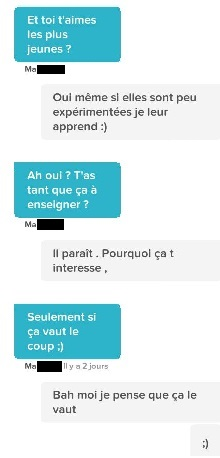 phrases d'approche