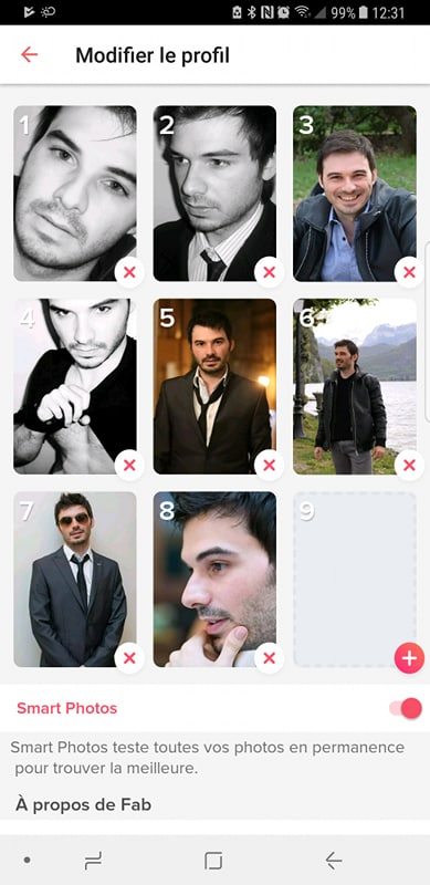 comment avoir plus de match tinder photos